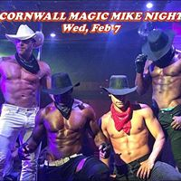 Cornwall - LADiES NIGHT (Feb7)