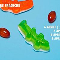 Irene Ghiotto  Sab 8 Apr LIVELettera82