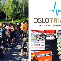 Gjennomkjring Oslo Triatlon - test av lyper