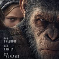 Movie War for the Planet of the Apes