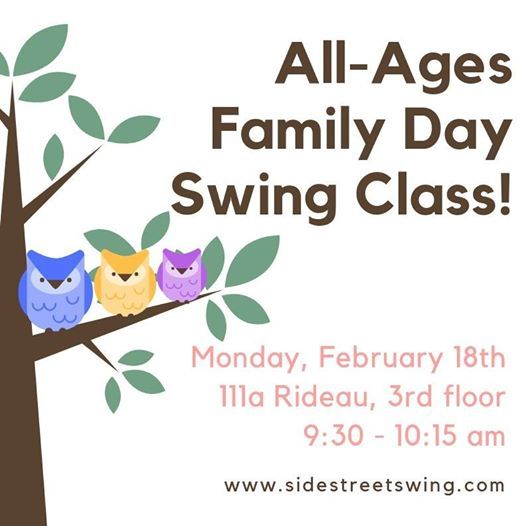 Family Day Class (All-ages)