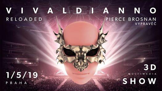 Vivaldianno Reloaded  Praha 2019
