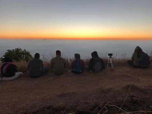 Sunrise Trek to Skandagiri
