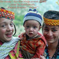 Kalash Festival &quot Ochal &quot 21st to 24th of August 2017