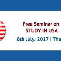 Free Seminar for Study in USA at Thane