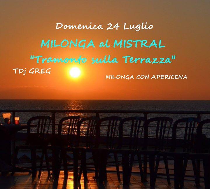 Milonga al Mistral Tirrenia \