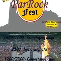 Parrock Fest - contest