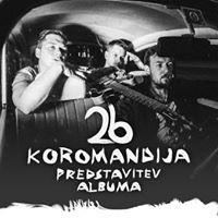 2B - Koromandija (predstavitev albuma)