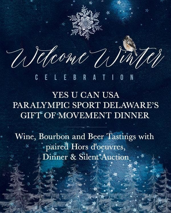 Wine Bourbon and Beer Tastings at the Welcome Winter Celebration