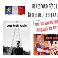 Beresford fte lAcadie - Beresford celebrates lAcadie