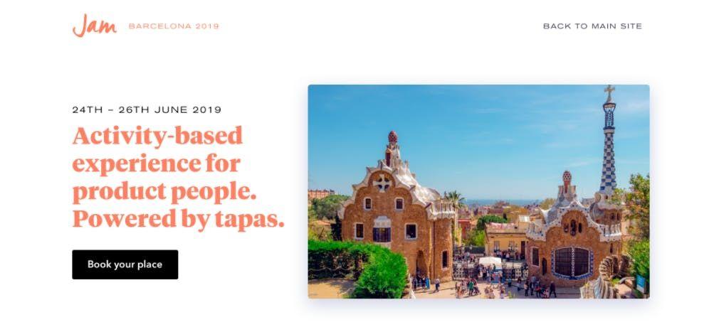 JAM Barcelona 2019