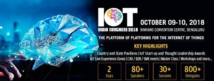 IoT India Congress 2018