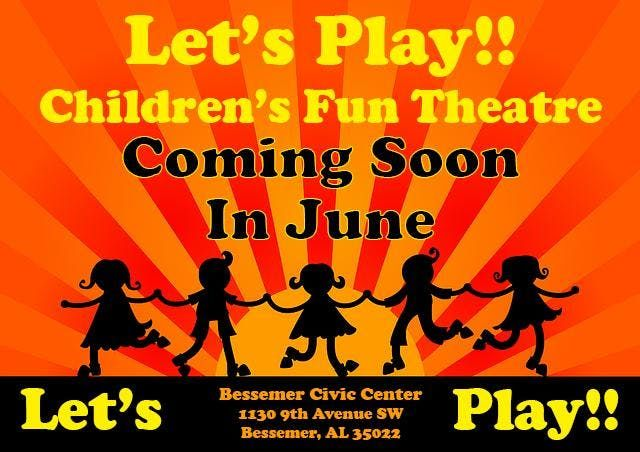 Lets Play Childrens Fun Theatre