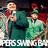 Fiesta Swing con The Troupers Swing Band