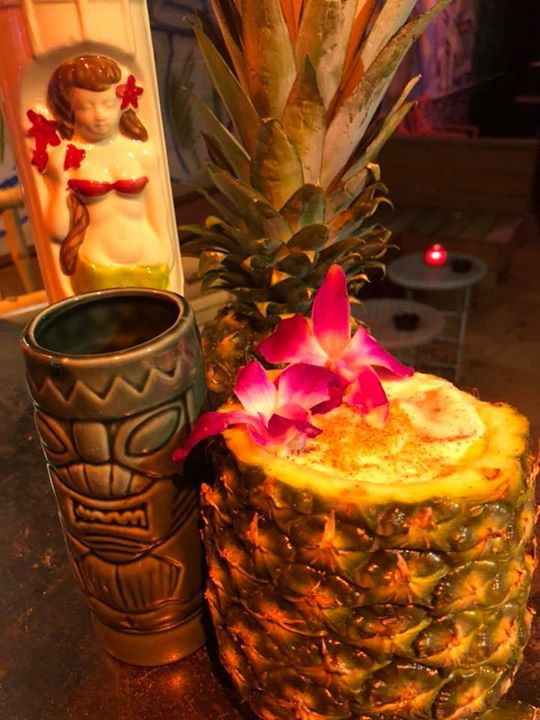Grand Opening -Tiki Bar and Alley Cat PokeHawaiian Soul Food