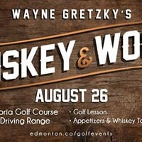 Wayne Gretzkys Whiskey and Woods