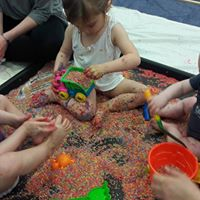 Little Learners Seaham Messy Play &amp Mark Making (August)