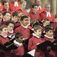 Be a Minster Chorister for a Day
