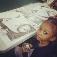 Drawing class With Adrian Pickett