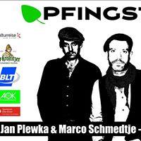 Pfingstrock 2017 Jan Plewka &amp M. Schmedtje Milliarden Fronteers