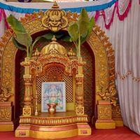 Ganpati decoration exhibition