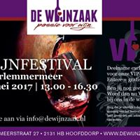 Wijnfestival Haarlemmermeer 2017