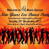 New Years Eve Dance Party 2017