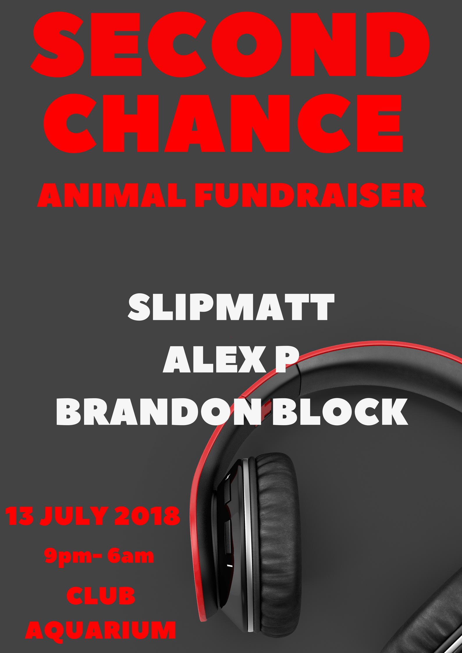 Second Chance Animal Fundraiser