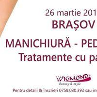 CURS Manichiura-pedichiura  Tratamente cu parafina  Brasov