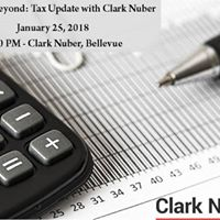 2017 and Beyond Tax Update with Clark Nuber