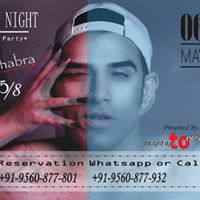 NIGHT CLUB PARTY And Professional photoshoot with paras chhabra