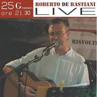 Roberto De Bastiani LiveExcalibur Pub Chiavari