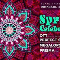 Spring Celebration - Ott I Perfect Stranger I Megalopsy