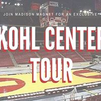 Magnet Presents An Exclusive Tour of the Kohl Center