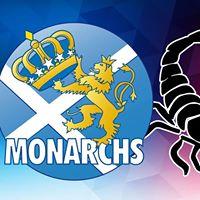 Edinburgh Monarchs v Scunthorpe Scorpions