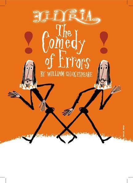 A Comedy of Errors Open-Air Theatre at Hartland Abbey