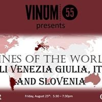 Wines of the World Friuli-Venezia Giulia Italy