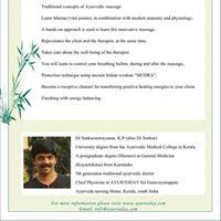 Niramaya Ayurvedic Therapeutic Massage