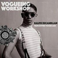 Vogueing Workshop with Ralph Escamillan (Vancouver Vogue Jam)