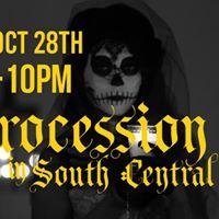 Dia De Los Muertos Procession