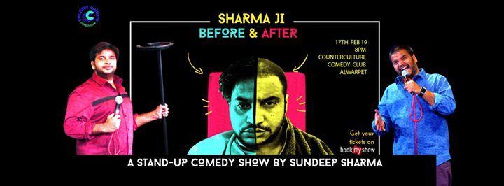 Sundeep Sharma Live Sharmaji Before & After