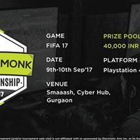 GamingMonk Championship Series - FIFA (Gurgaon)