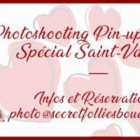 Spcial Saint Valentin - Photoshooting Pin-up  Genve
