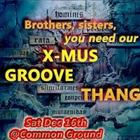 X-Muss Groove Thang