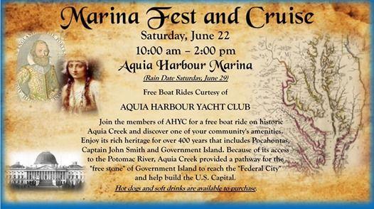 Marina Fest and Cruise