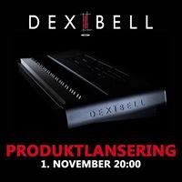 Dexibell produktlansering