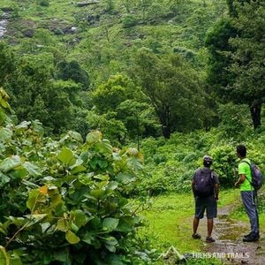 Sondai Fort - Monsoon Trek on 19th August 2018