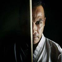 Training with guest Sensei Jaime Calderon at New School Aikido
