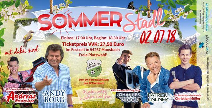 Der Sommerstadl - mit Andy Borg & Patrick Lindner