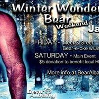 Winter Wonder Bear Weekend